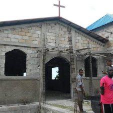 St. Lawrence Chapel Entrance